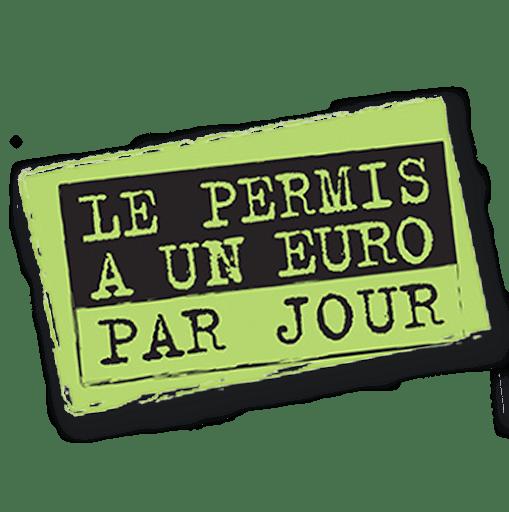 Permis à 1€/jour